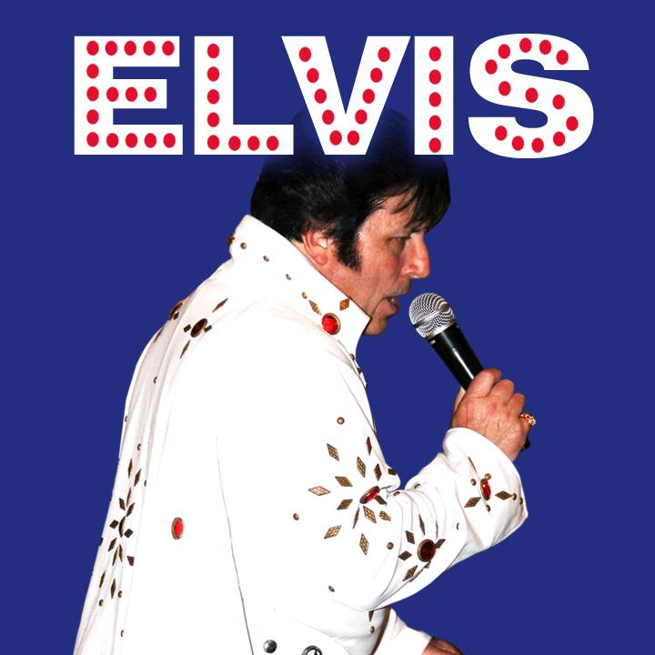 Elvis with Rich & the Roadrunners Live with the Lions