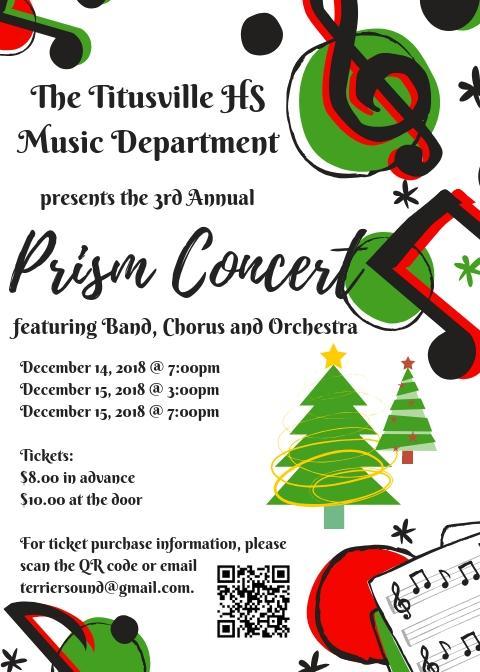 Prism Concert 2018