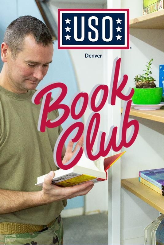 USO Denver Book Club - The Girl They Left Behind
