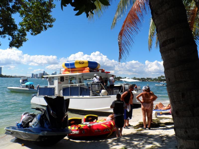 Grace's Bachelorette Party Boat