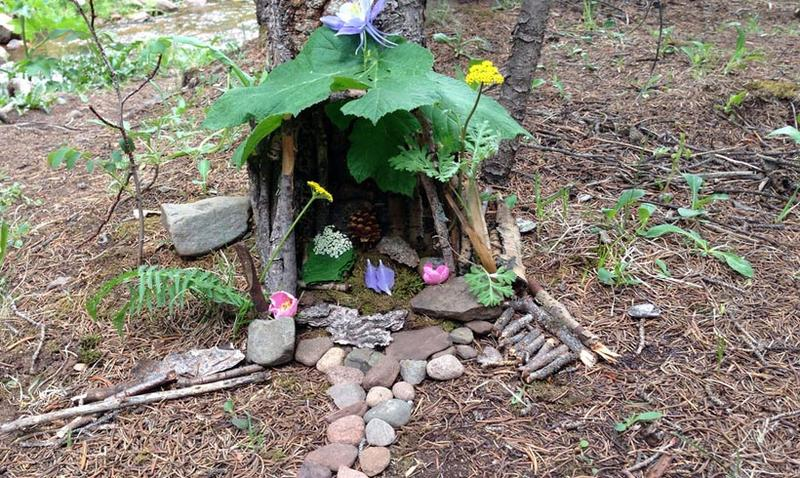 Fairy Homes and Gnome Homes