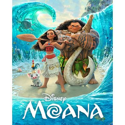 Moana Kids Summer Camp