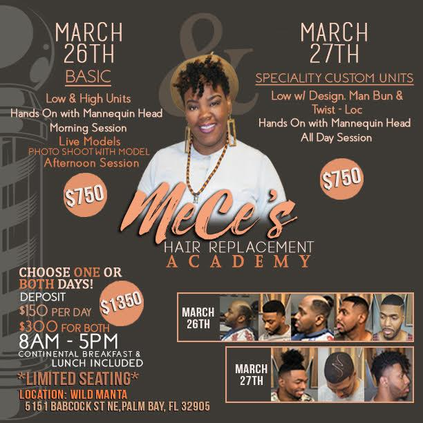 MeCe Hair Replacement Academy