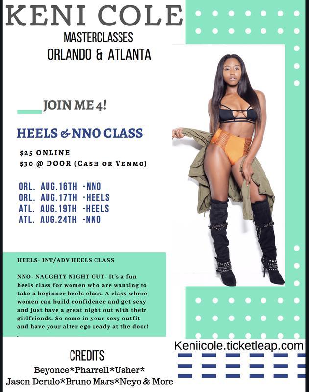 Heels Class Atlanta