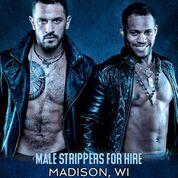 Hire a Male Stripper Madison, WI - Private Party Male Strippers for Hire Multiple Events