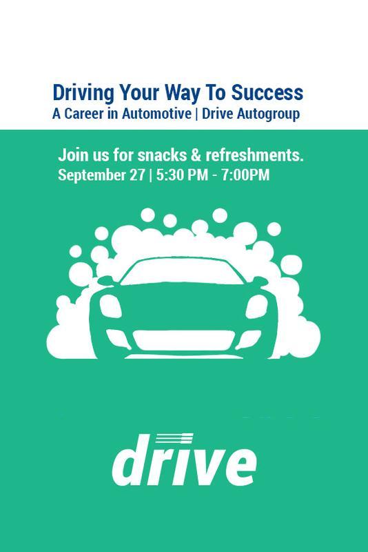 Drive Autogroup Seminar