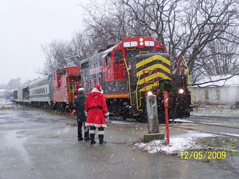 SOLD OUT The Santa Express Dec 15 - 2p