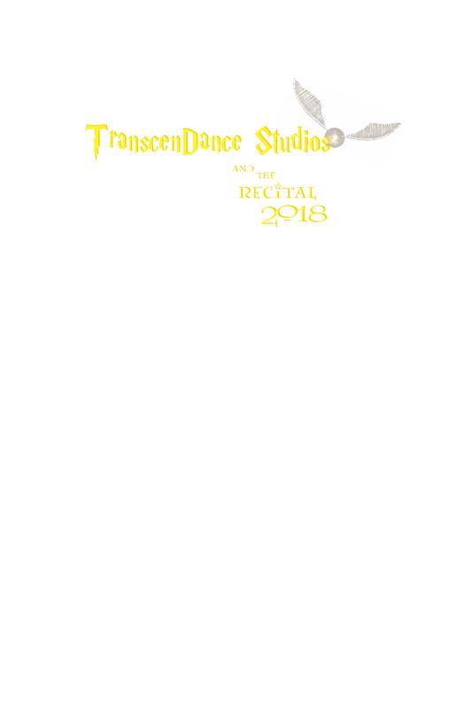 TranscenDance Studios RED Matinee 2018