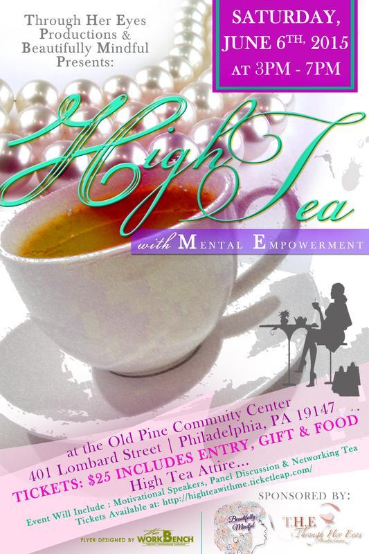 High Tea With M.E.