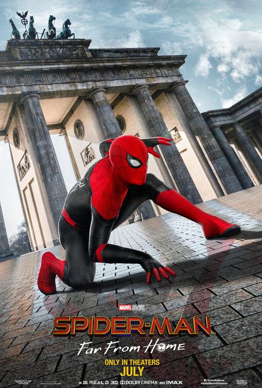 Spider-Man: Far From Home && Men in Black International