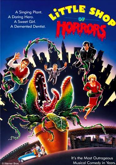 Little Shop of Horrors TEEN MOVIE for October