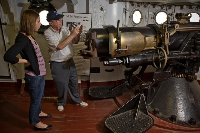 General Admission to Seaport Museum