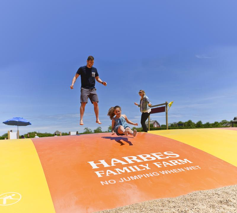Harbes Barnyard Adventure 2018 Season Pass