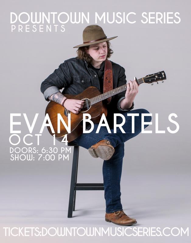 Evan Bartels - Downtown Music Series