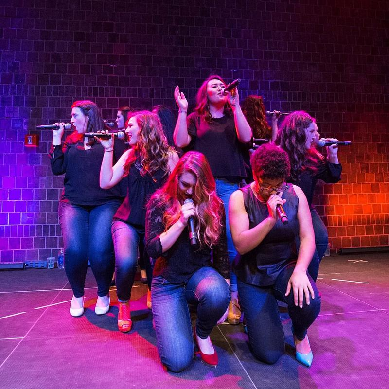 Vocal Point All-Female A Cappella