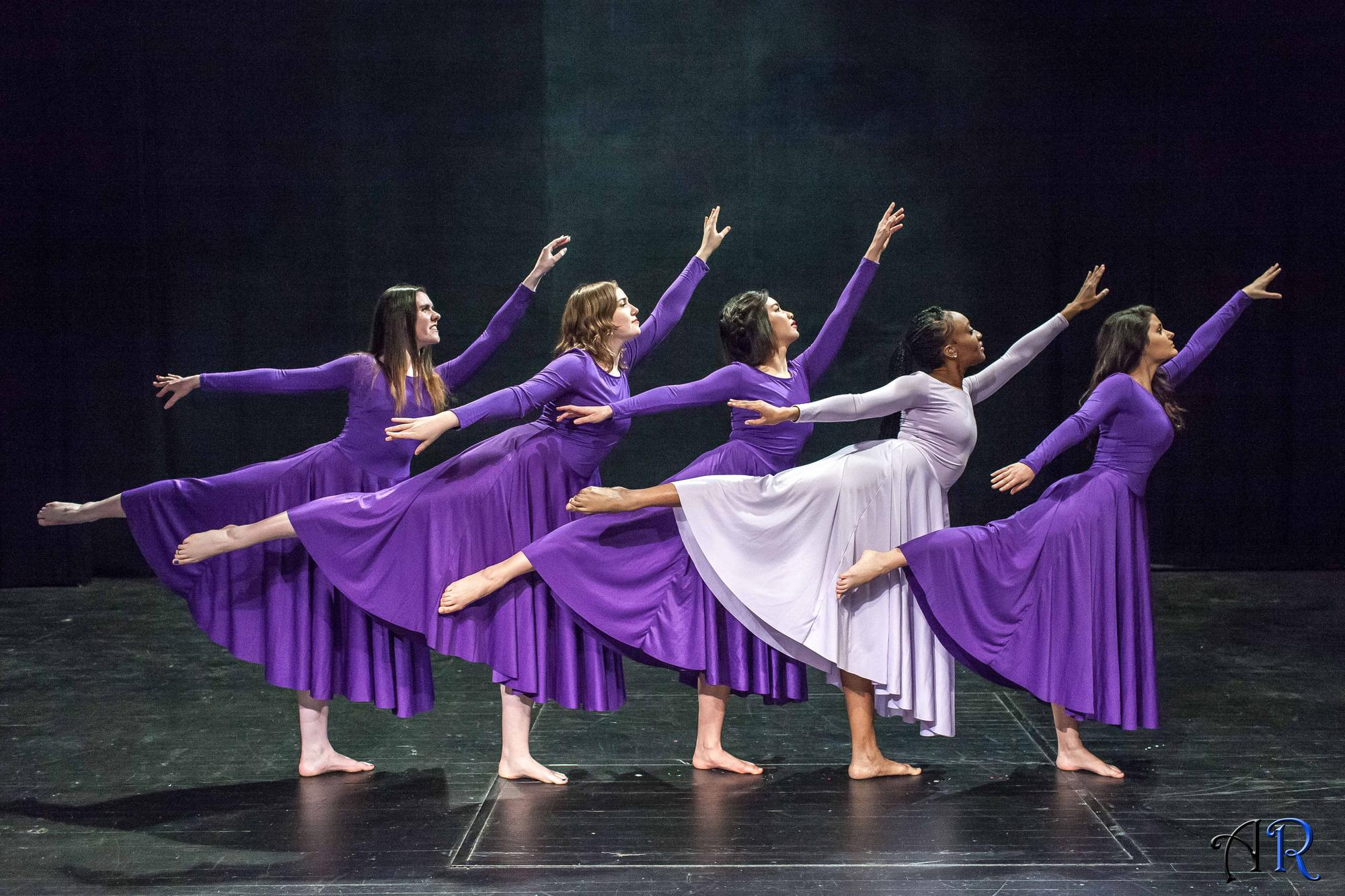 Gallaudet Dance Company - Emotions in Motion Tickets in ...