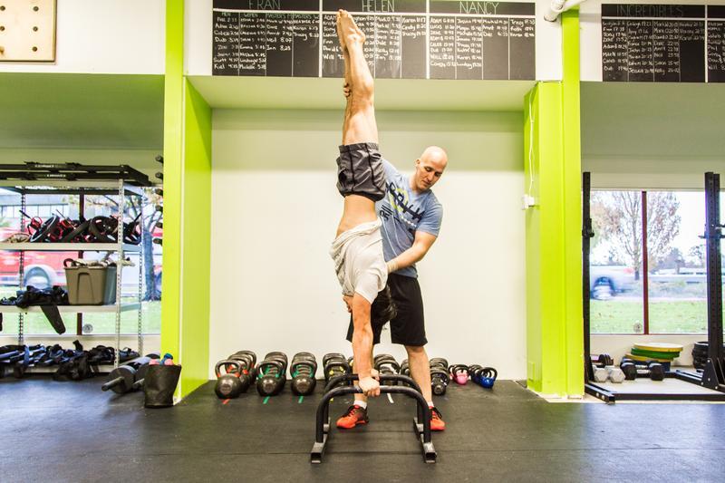 Conjugate Gymnastics Seminar Reebok CrossFit Nuernberg