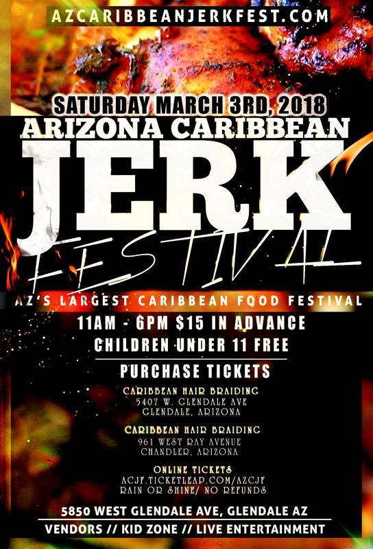AZ Caribbean Jerk Fest