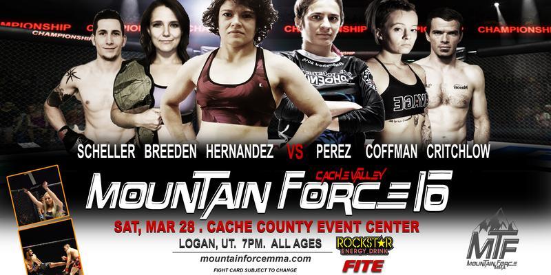 Mountain Force 16 (MTF 16). Logan