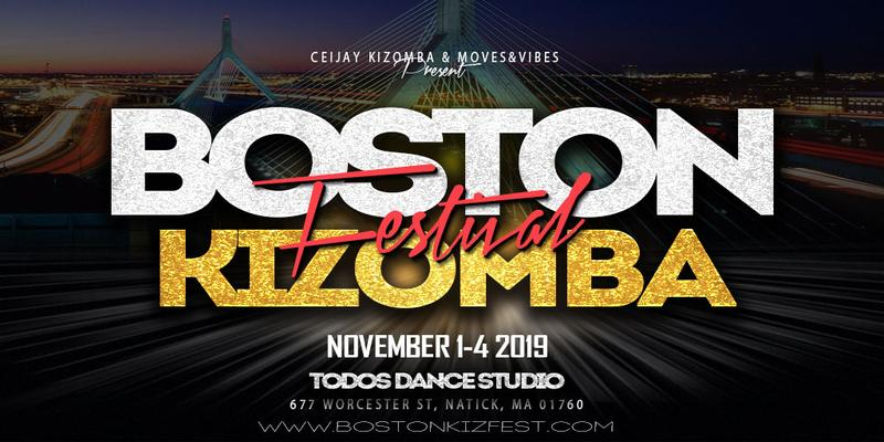 Boston Kizomba Festival (November 1st-4th)