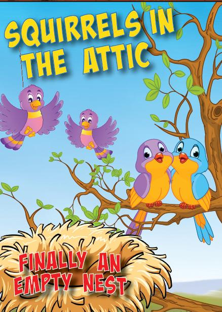 """""""Squirrels in the Attic""""- Dinner Theater Comedy by Pat Lawrence"""