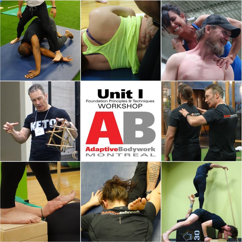 Adaptive Bodywork Soft Tissue Mobilization I