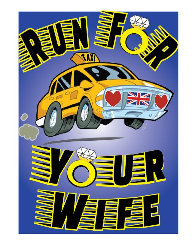 """Run for Your Wife"" - Dinner Theater Comedy by Ray Cooney"