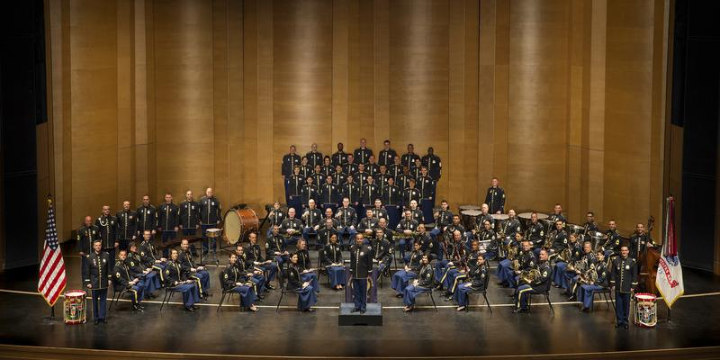 Concert Band & Soldiers' Chorus - Medford