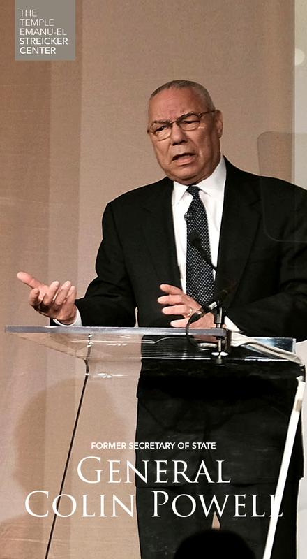 An Evening with General Colin Powell