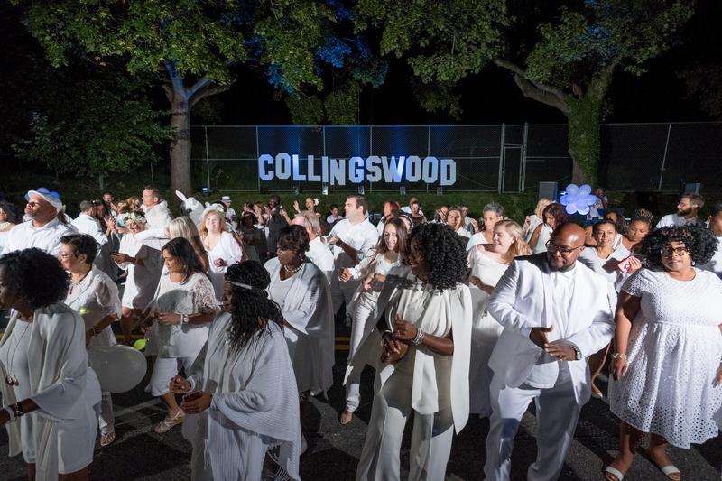 Collingswood Pop Up Gala 2018