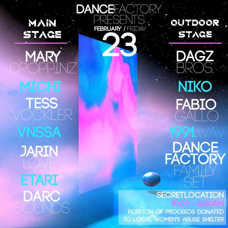 Dance Factory Presents
