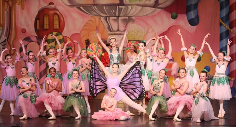 The DAS 21st Annual Nutcracker Ballet