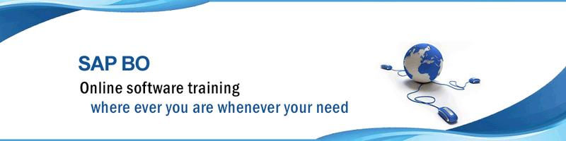 Live SAP BO Certification Training By Experts