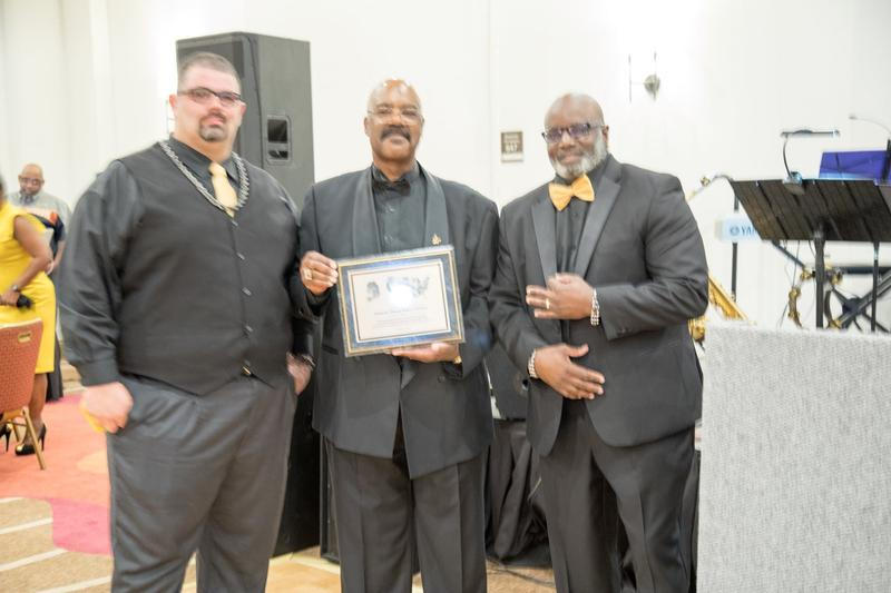 Buffalo Soldiers North Bay Third Annual Black and Gold Ball