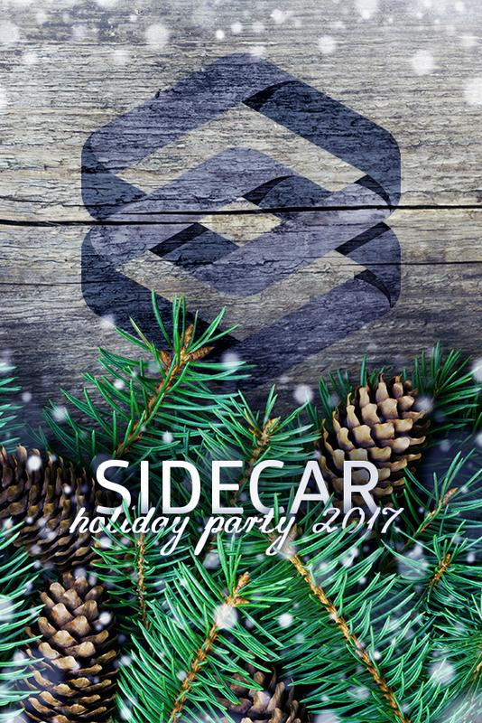 Sidecar Holiday Party 2017
