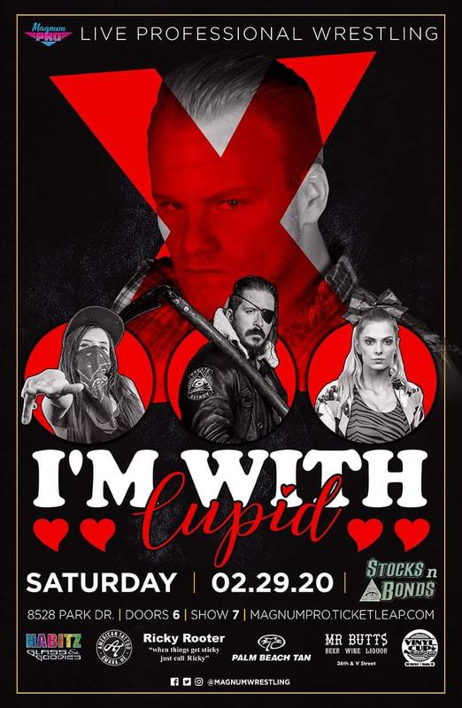 Magnum Pro Presents I'm With Cupid