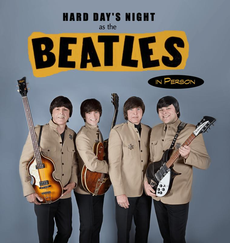 A Hard Day's Night Beatles Tribute