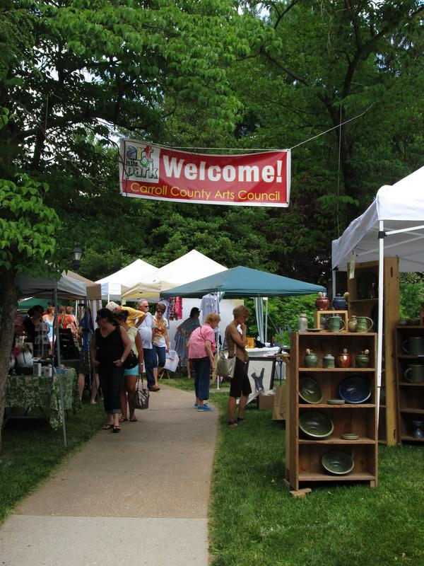 Art in the Park 2016 - Exhibitor Registration