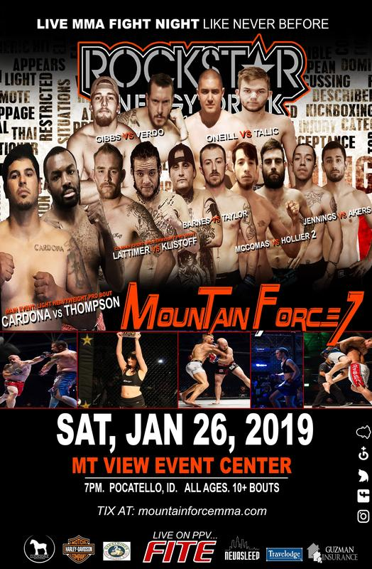 Mountain Force 7 (MTF 7). Pocatello