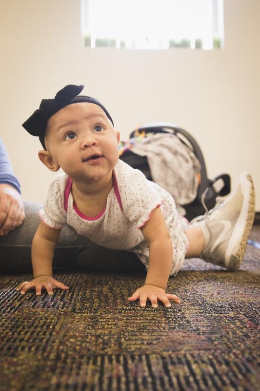 Older Baby Development class (6-12 months)