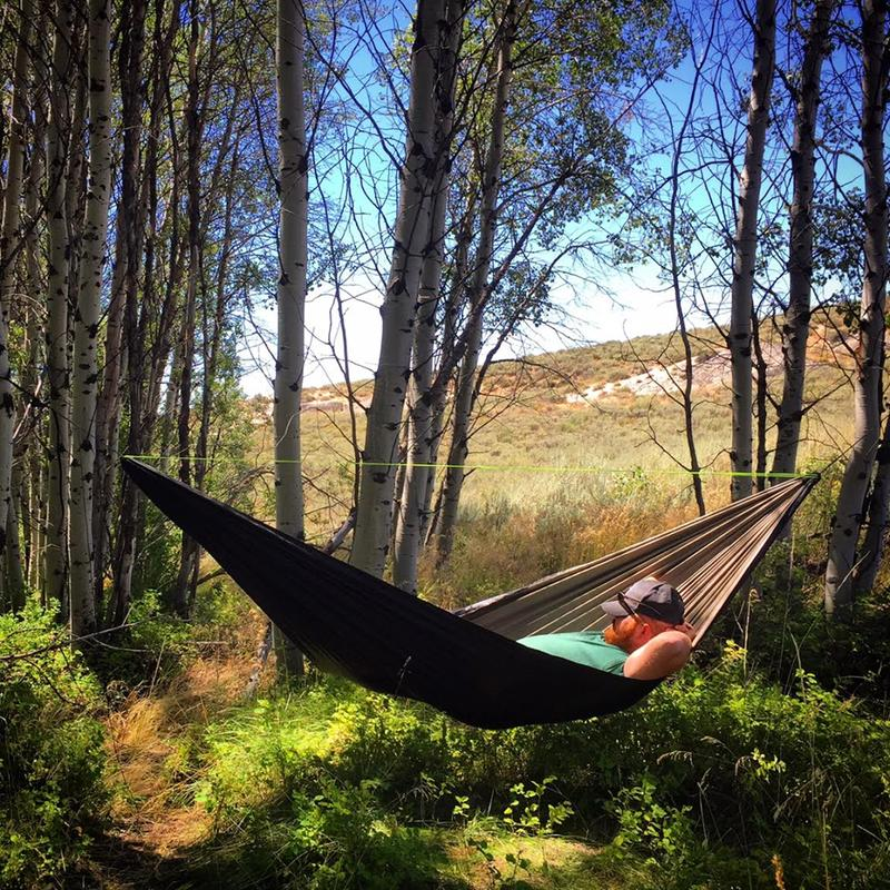 Introduction to Hammock Camping