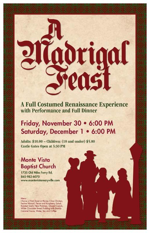 Madrigal Feast