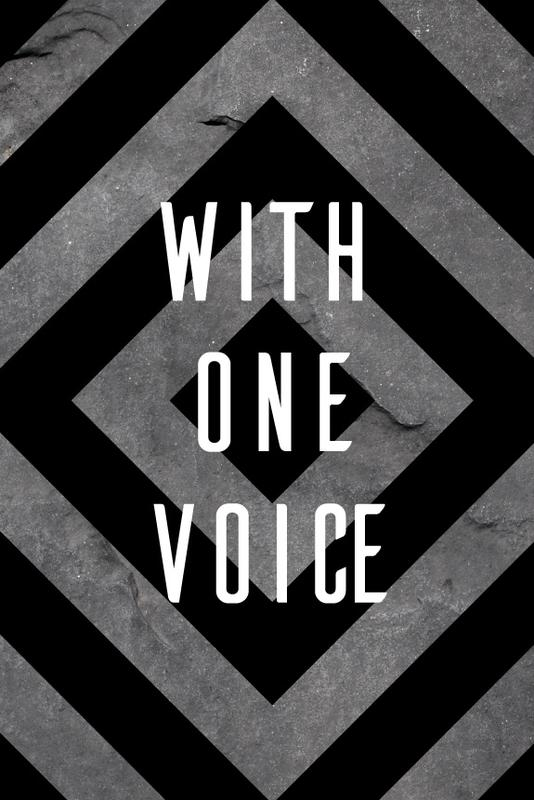 Unite Conference 2016: With One Voice