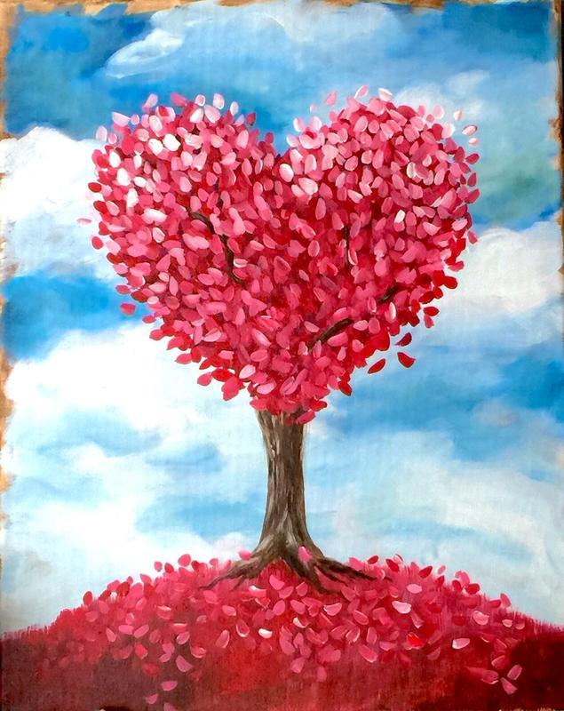 Tree of Hearts - Anastasia's