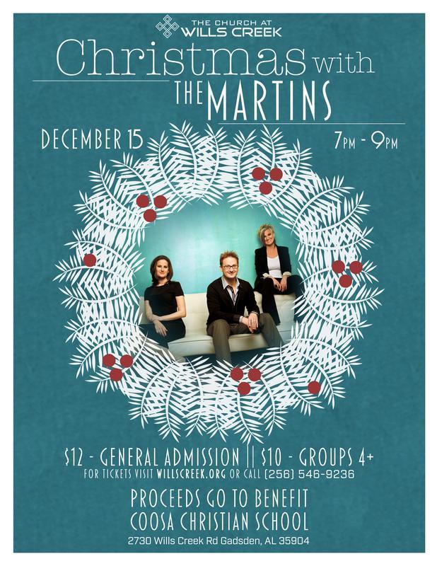 Christmas With The Martins