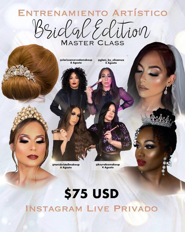 Entrenamiento Artístico: Bridal Edition Masterclass ONLINE