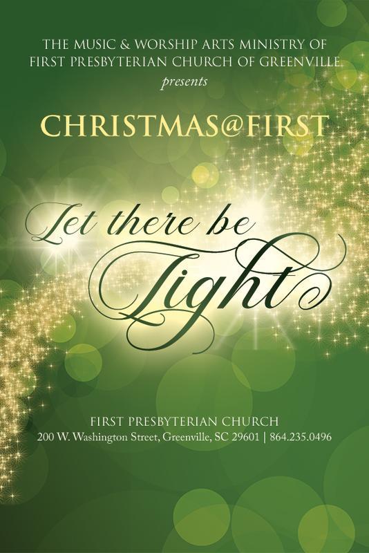 Christmas@First Concert
