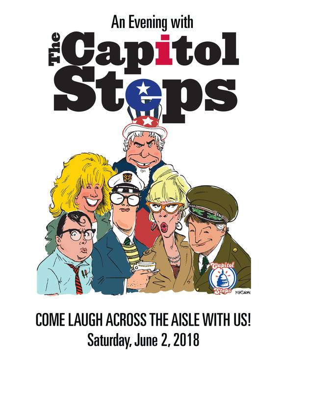 An Evening with The Capitol Steps