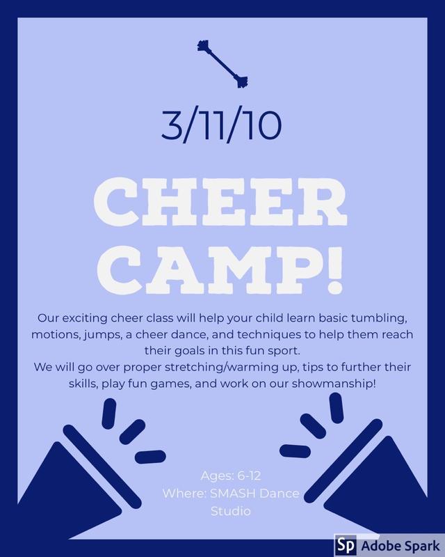 Cheer 101 Camp