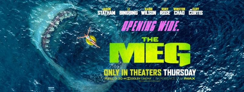 THE MEG / MISSION IMPOSSIBLE 6 FALLOUT